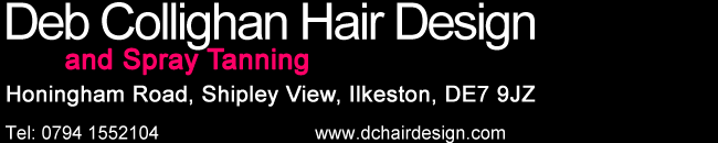 Deb Collighan Hair Design and Spray Tanning